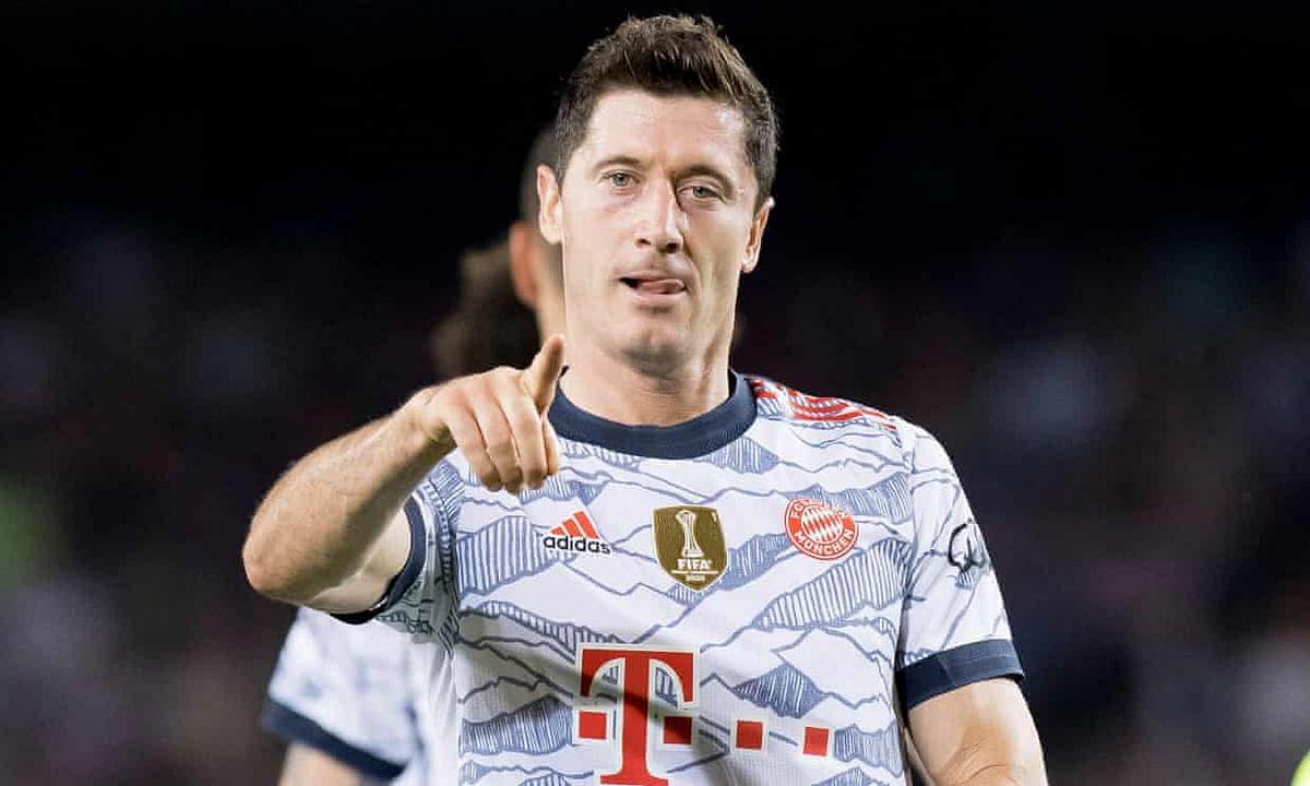 UCL: Lewandowski bags brace as Bayern sink Barcelona 3-0