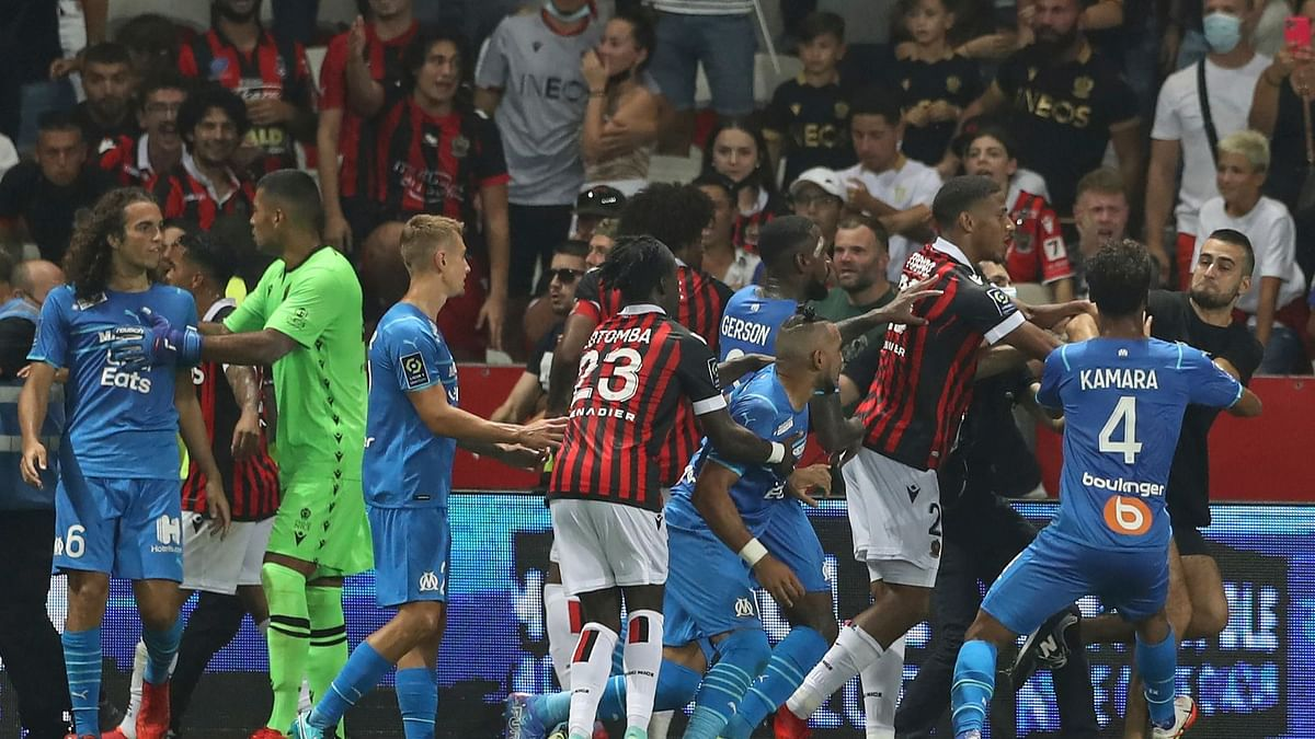 French FA sets replay of Nice, Marseille's infamous August 22 match
