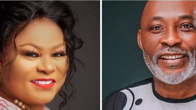 37 years acting together, I'm yet to kiss you, RMD tells Sola Sobowale