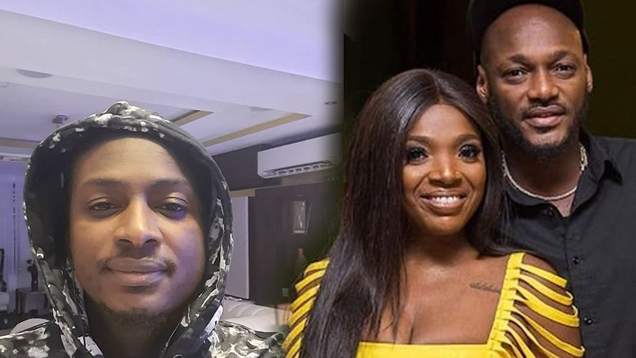 2face unhappy, dying slowly, brother Charles fires back at Annie