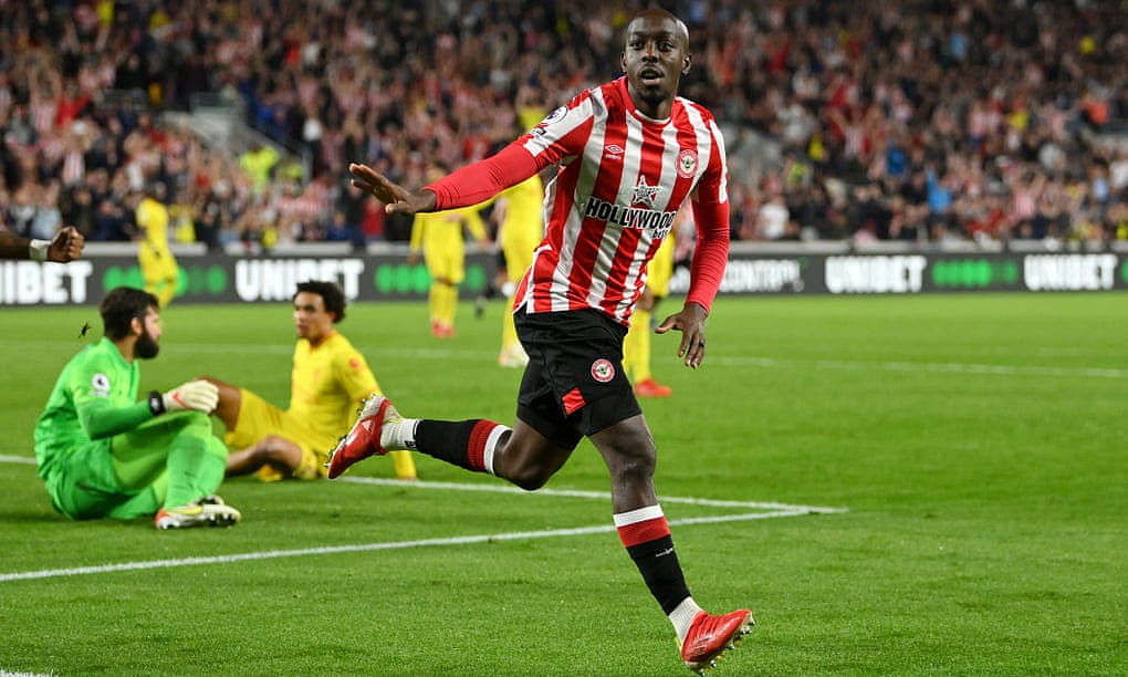 Brentford hold Liverpool in dramatic six-goal thriller