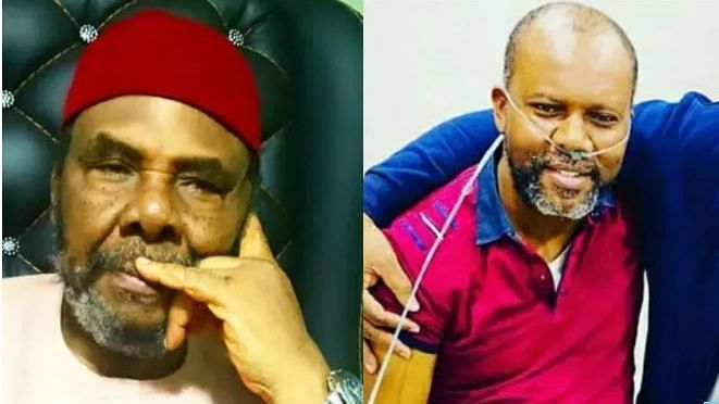 I spent N.35m to treat COVID-19 daily, Pete Edochie's son speaks from treatment centre