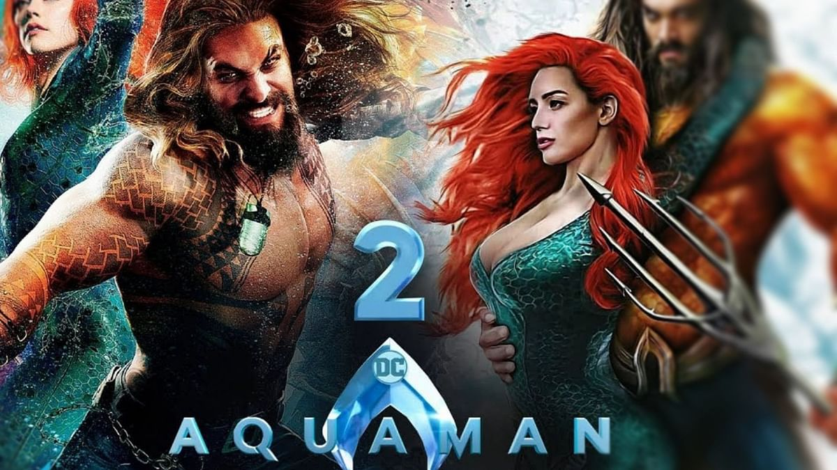 Aquaman 2 'is just on a whole other level' - Jason Mamoa