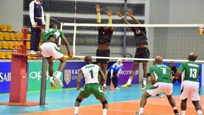 Volleyball: Team Nigeria places seventh in African Championship
