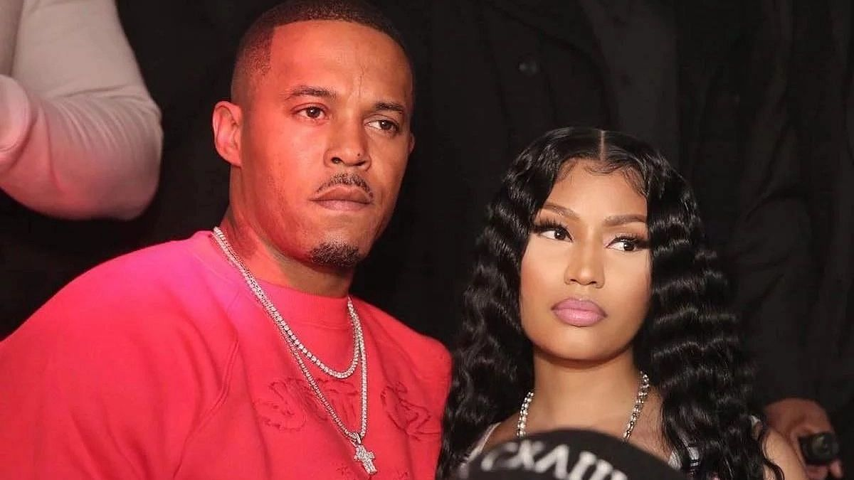 Nicki Minaj's husband faces 10 years in prison for failing to register as sex offender