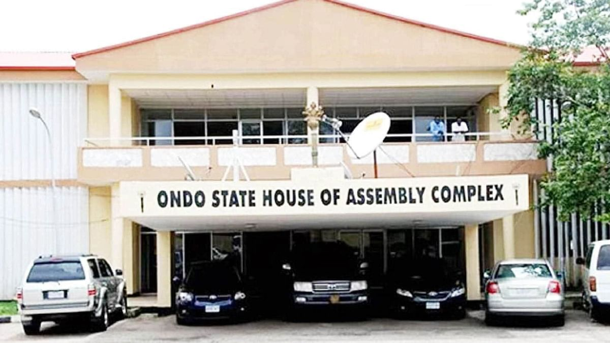 JUST IN: Ondo lawmakers confirm Akintoroye as chief judge