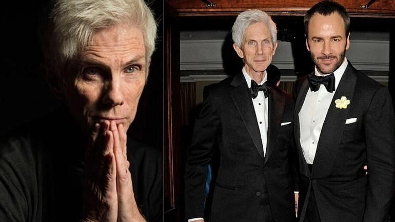 Tom Ford's husband, Richard Buckley dies aged 72