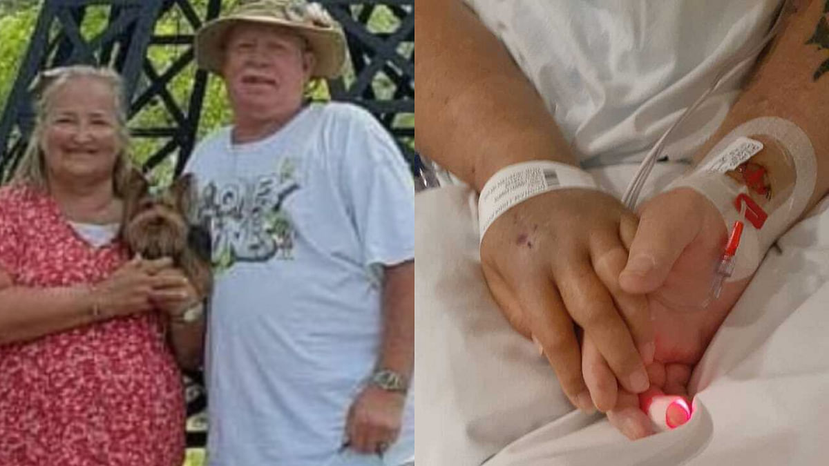 COVID-19: Fully vaccinated couple dies one minute apart