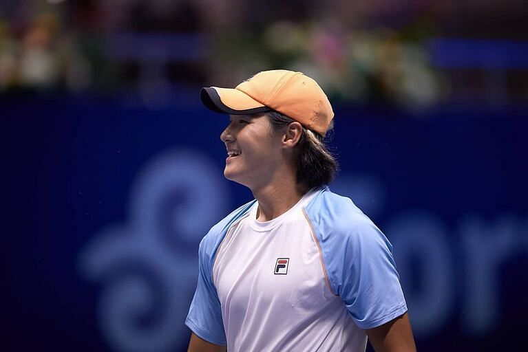 Korean Kwon wins Astana Open for first ATP title