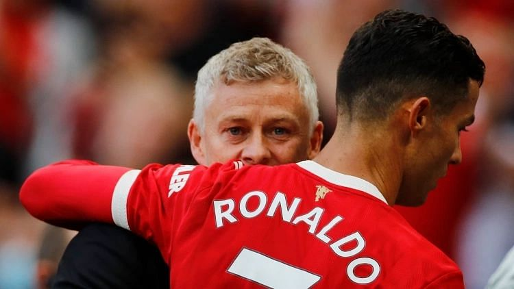 Ronaldo's playing time will be managed, says Solskjaer
