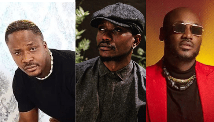 Jaywon chides Brymo, warns beef with 2Baba won't end well