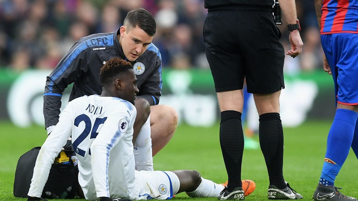 Wilfred Ndidi out of W/C qualifiers, to be sidelined for five weeks