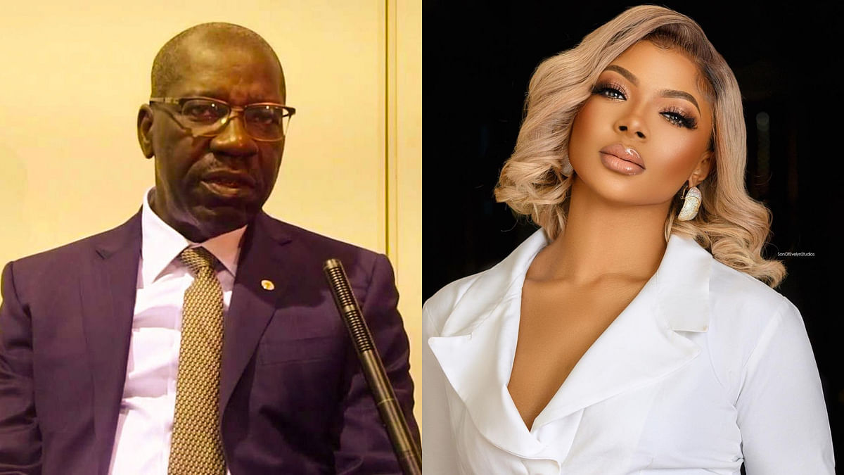Obaseki lauds Liquorose for dignified poise, character during BBNaija show