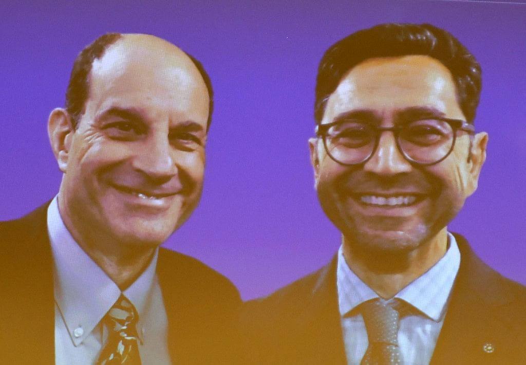 US duo win Nobel Medicine Prize for heat and touch work
