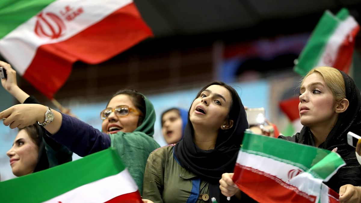 Female fans barred from Iran's World Cup qualifier against S/Korea
