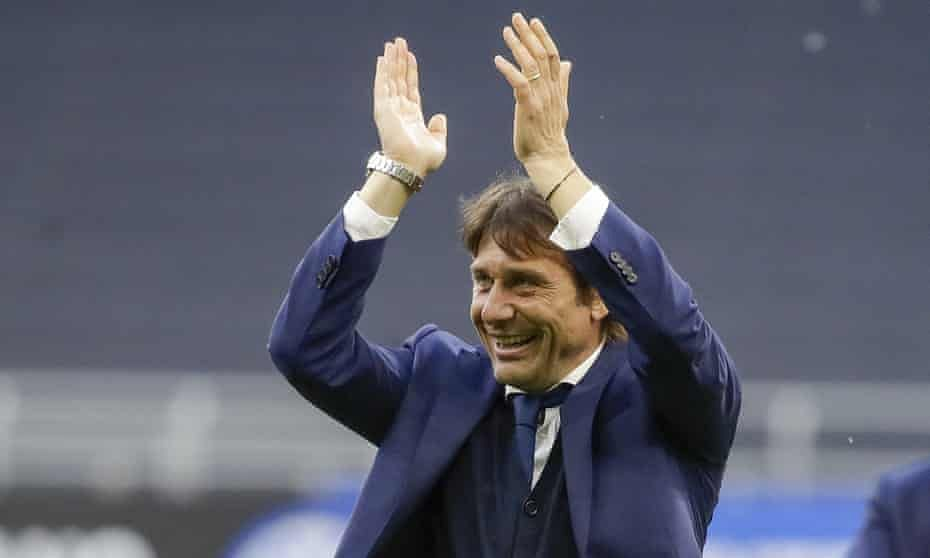 Ex-Chelsea boss Conte keen to replace Solskjaer at Man Utd