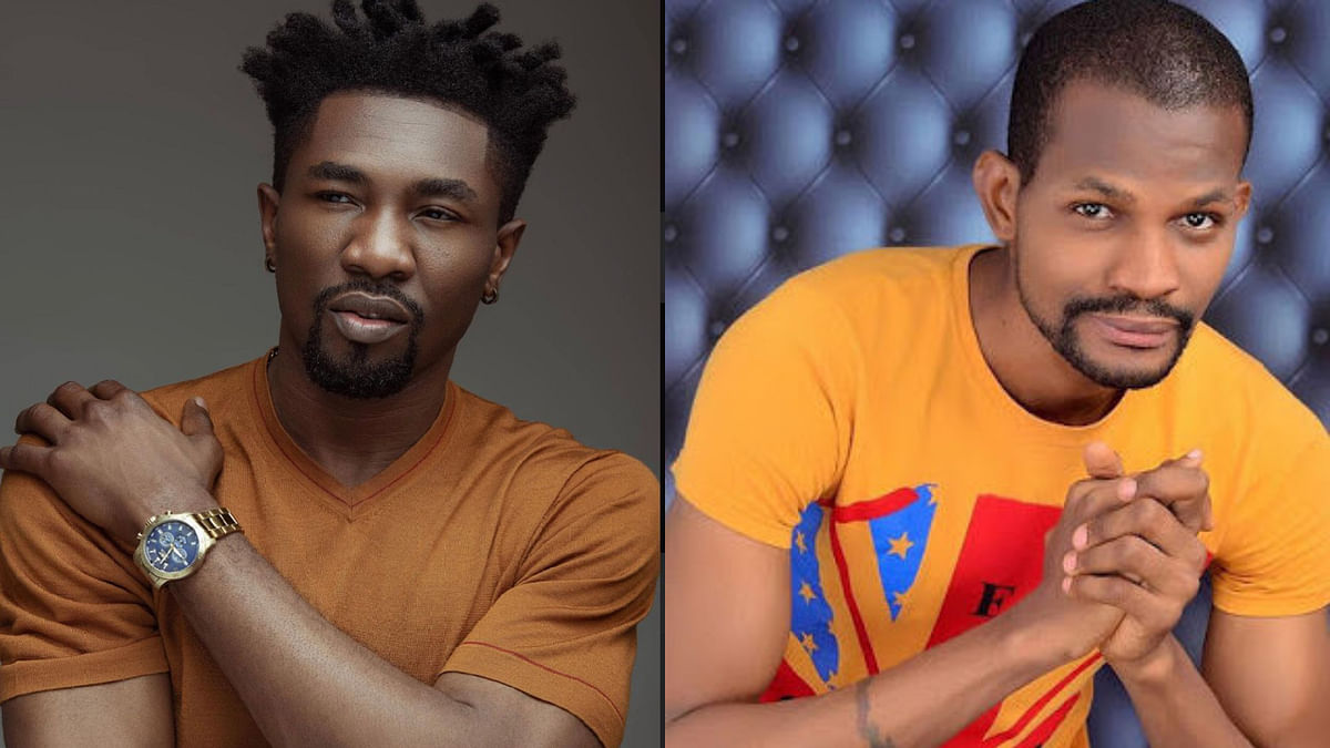 You are incorrigible, Uche Maduagwu chides Boma over 'Hide your women' statement