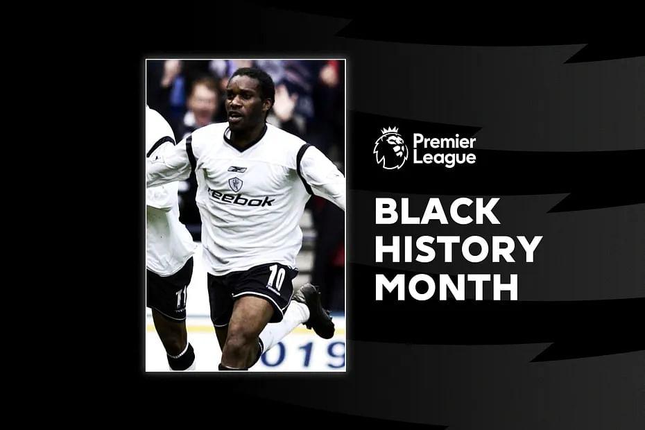 EPL honour Jay-Jay Okocha on Black Month History