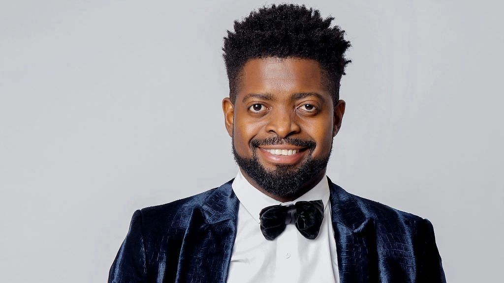 PHOTOS: Basketmouth signs record deal with international record label, Empire
