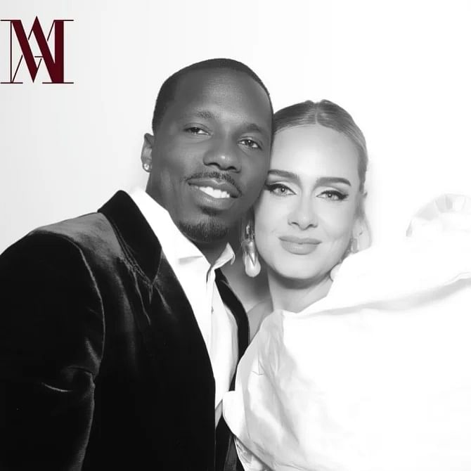 Adele gushes over 'funny, smart' new lover, Rich Paul