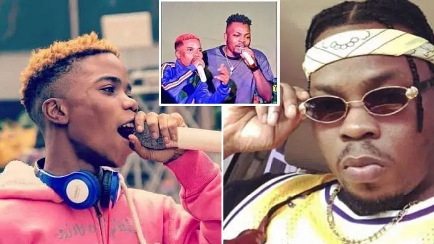 Why I will never forget Olamide - Singer Lyta