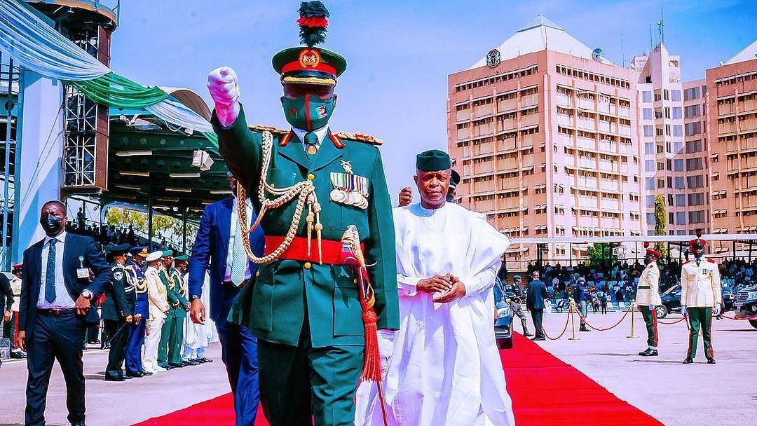 Nigeria'll remain land of beautiful possibilities for those who bravely hope - Osinbajo
