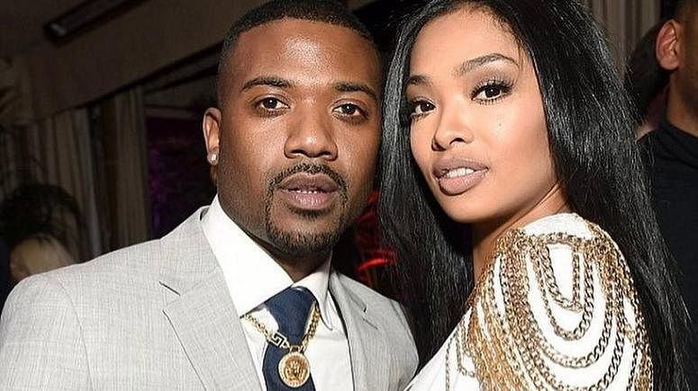 Kim Kardashian's ex Ray J files for divorce from wife four days after he was hospitalised