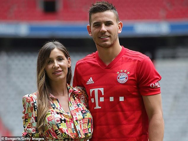 Bayern star Hernandez escapes jail as Madrid court accepts appeal