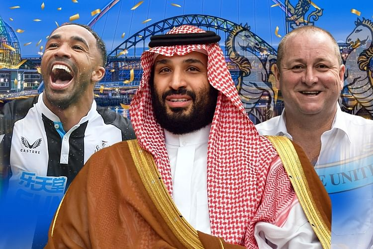 EPL club Newcastle officially sold to Saudi-backed consortium