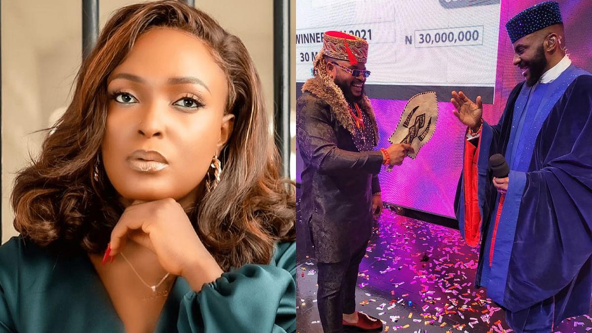 BBNaija: Whitemoney's win scripted, boring - Blessing Okoro