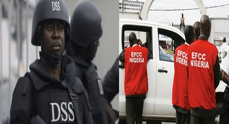 DSS, EFCC others gifted 10 buses by Germany