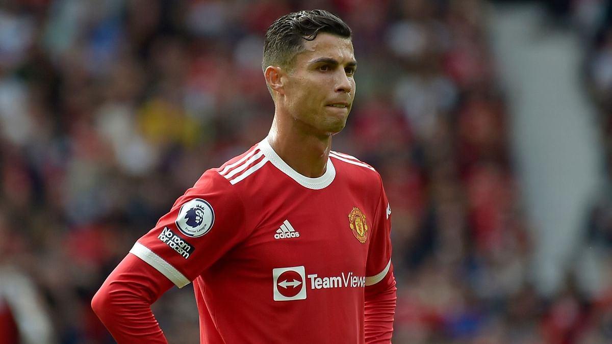 Ronaldo advises Solksjaer, United teammates after Liverpool mauling