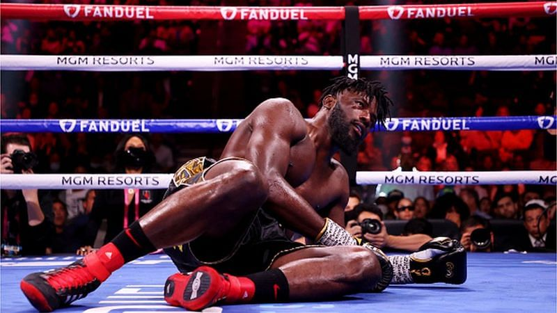 Efe Ajagba suffers first boxing defeat to Frank Sanchez