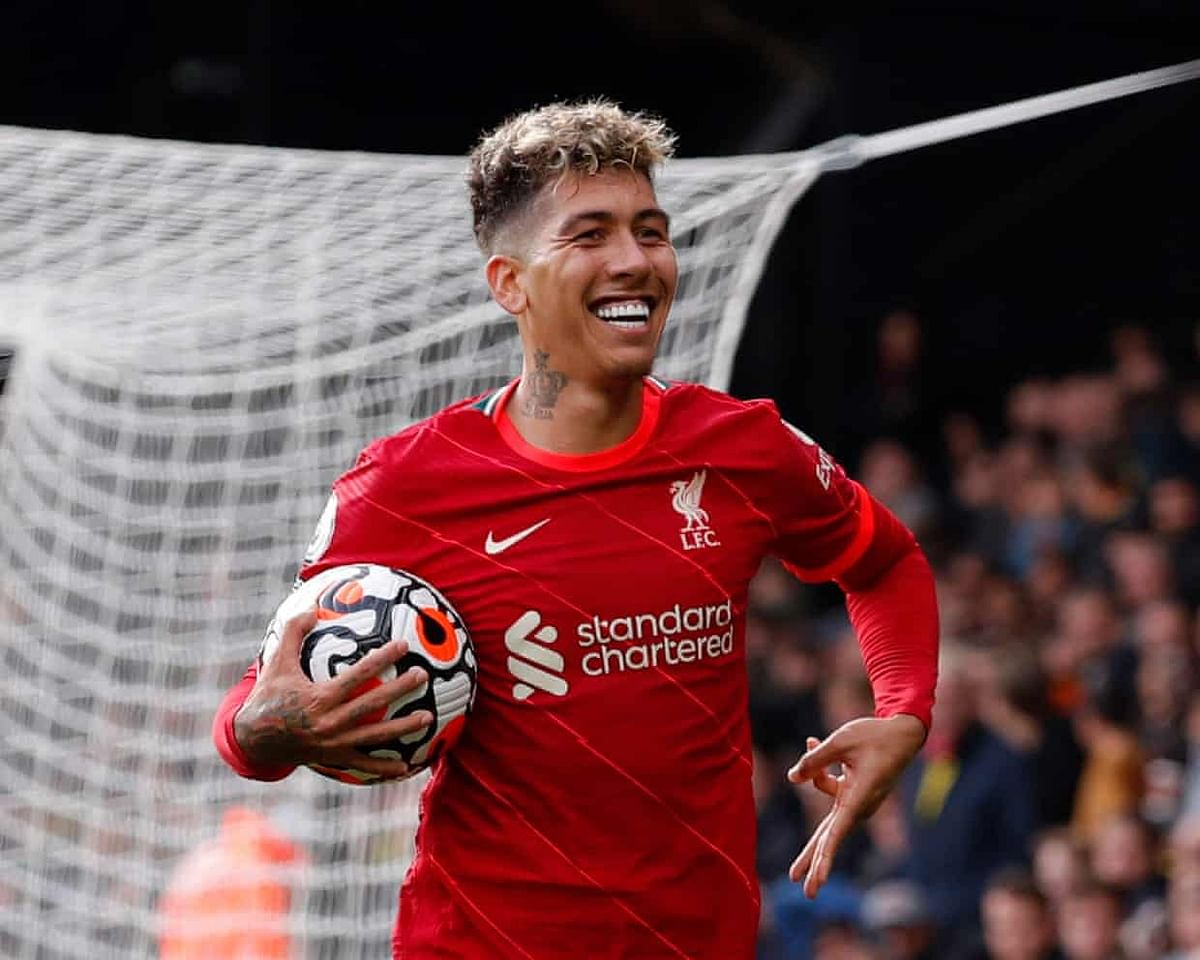 Firmino bags hat-trick as Liverpool thump Watford 5-0