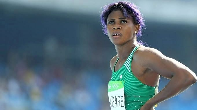 Athletics body hits Blessing Okagbare three anti-doping charges