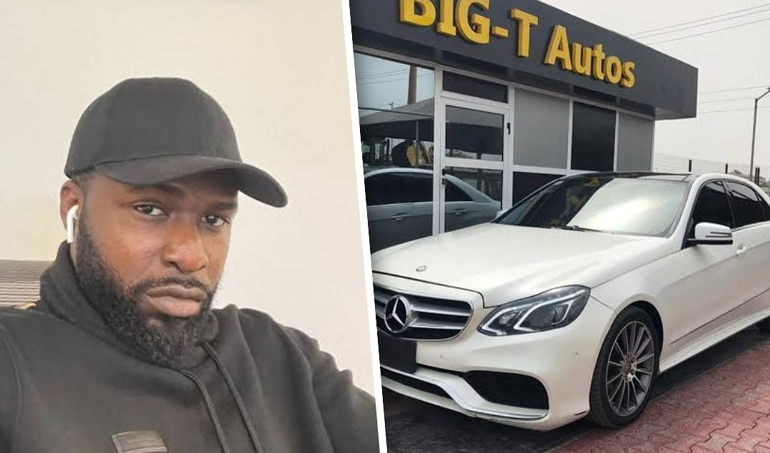 Nigerian car dealer arrested for money laundering in the US
