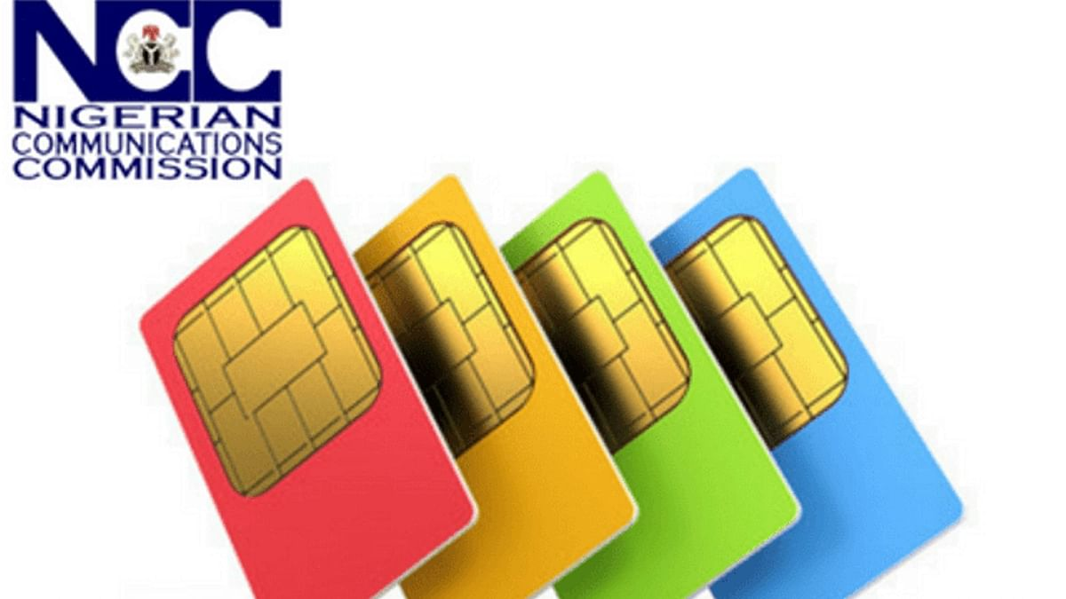 Nigerians below 18 years not eligible to  obtain SIM cards - NCC