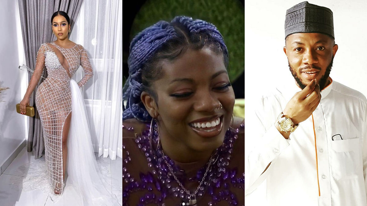 [VIDEO]BBNaija: Maria apologizes to Angel's dad for slut-shaming daughter, blames it on miscommunication