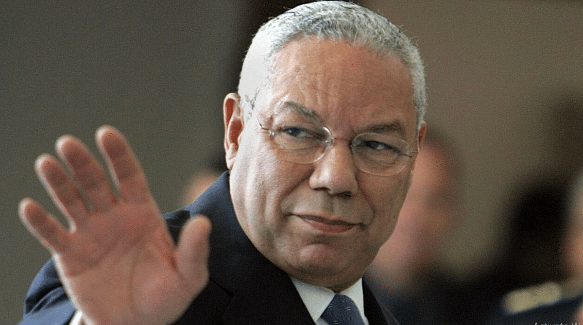 Powell played important role in polio eradication, Buhari mourns