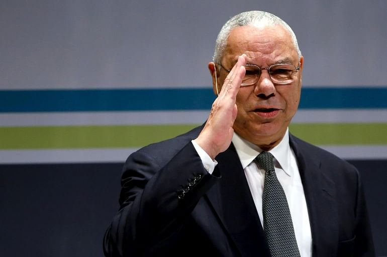 Colin Powell left solid, indelible footprints in sands of time - Jonathan