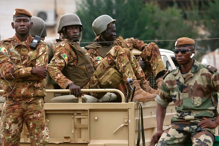Sixteen soldiers killed in central Mali attack