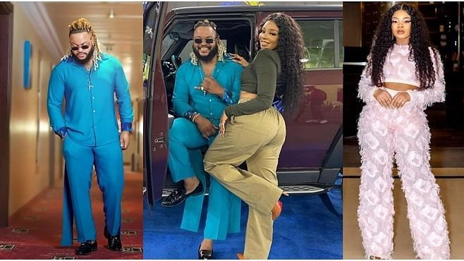 BBNaija: I'm not romantically attracted to Queen, says Whitemoney