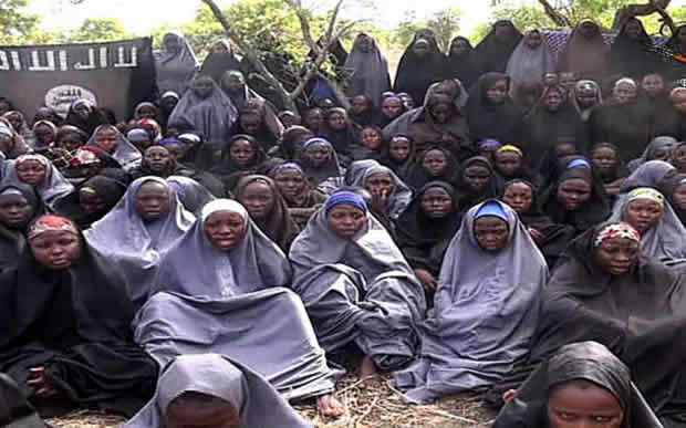 Seven years in captivity, Chibok girl returns with two kids