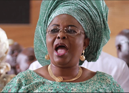 Be agents of change, Patience Jonathan charges students