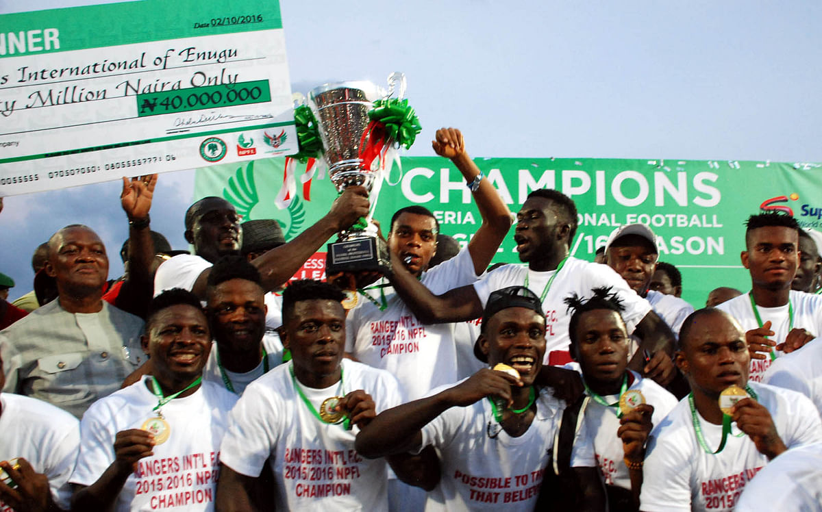 Some players may be shown exit door, says Enugu Rangers official