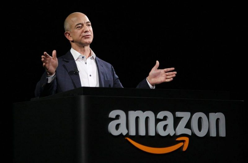 Jeff Bezos steps down as Amazon CEO after 27 years