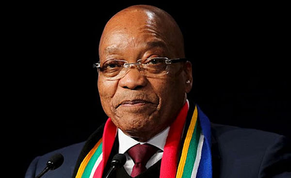 South Africa'll be ungovernable if Zuma is jailed – Supporters