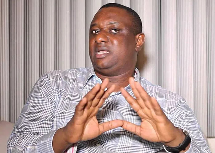 Sowore: Attempt to remove Buhari without constitutional means is treasonable – Keyamo