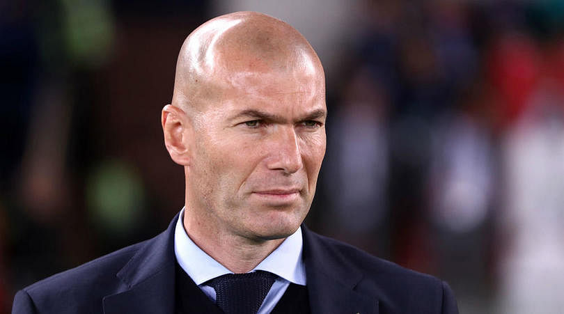 I left Madrid because they lost faith in me – Zidane