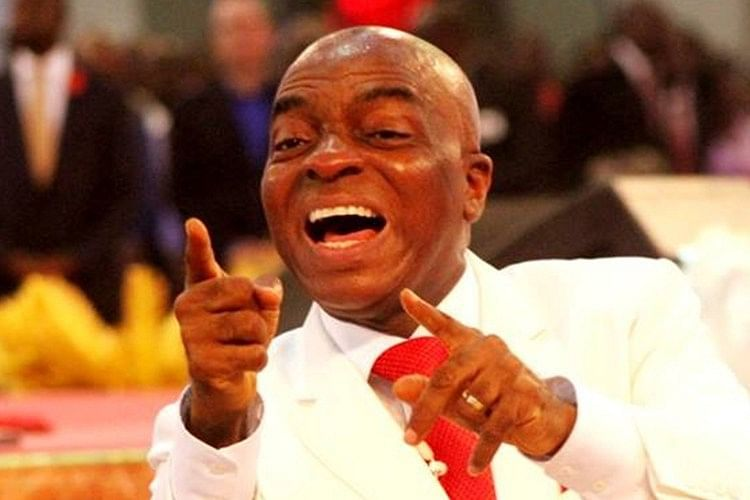 I bought helicopter with my money, not Winners' Chapel's – Bishop Oyedepo